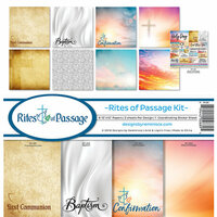Reminisce - Rites of Passage Collection - 12 x 12 Collection Kit
