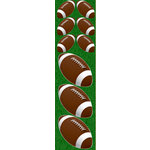 Reminisce - Real Sports Collection - Chipboard Stickers - Football