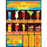 Reminisce - Signature Series Collection - 3 Dimensional Die Cut Stickers - Tales of the Tropics