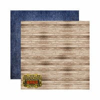 Reminisce - Signature Series Collection - 12 x 12 Double Sided Paper - Country Music