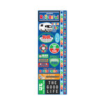 Reminisce - Signature Series Collection - Cardstock Stickers - Combo - Retirement
