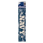 Reminisce - Cardstock Stickers - Signature Title - Navy