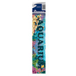 Reminisce - Cardstock Stickers - Signature Title - Aquarium