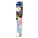 Reminisce - Cardstock Stickers - Signature Title - First Day of School