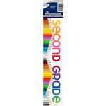 Reminisce - Cardstock Stickers - Signature Title - Second Grade