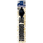 Reminisce - Cardstock Stickers - Signature Title - The Graduate