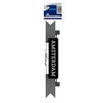 Reminisce - Cardstock Stickers - Signature Title - Amsterdam