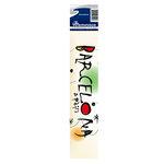 Reminisce - Cardstock Stickers - Signature Title - Barcelona
