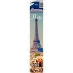 Reminisce - Cardstock Stickers - Signature Title - Paris 3