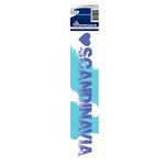 Reminisce - Cardstock Stickers - Signature Title - Scandinavia