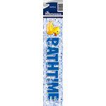 Reminisce - Cardstock Stickers - Signature Title - Bathtime