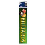 Reminisce - Cardstock Stickers - Signature Title - Billiards