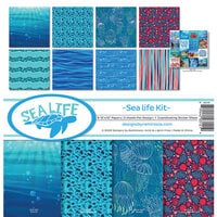 Reminisce - Sea Life Collection - Collection Kit