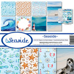 Reminisce - Seaside Collection - Page Kit