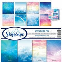 Reminisce - Skyscape Collection - 12 x 12 Collection Kit
