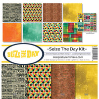 Reminisce - Seize the Day Collection - 12 x 12 Collection Kit
