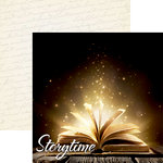 Reminisce - Storytime Collection - 12 x 12 Double Sided Paper - Storytime
