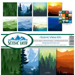 Reminisce - Scenic View Collection - 12 x 12 Collection Kit