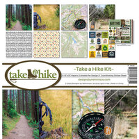 Reminisce - Take a Hike Collection - 12 x 12 Collection Kit