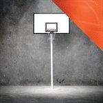 Reminisce - The Basketball Collection - 12 x 12 Double Sided Paper - Basketball Dreams