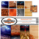 Reminisce - Basketball 2 Collection - 12 x 12 Collection Kit