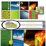 Reminisce - Tennis Collection - 12 x 12 Collection Kit