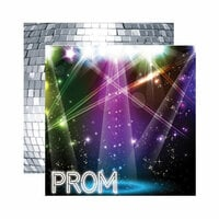 Reminisce - Prom Collection - 12 x 12 Double Sided Paper - Prom