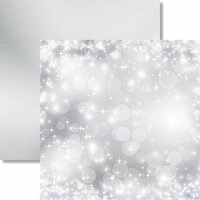 Reminisce - The Graduate Collection - 12 x 12 Double Sided Paper - Graduate Bokeh
