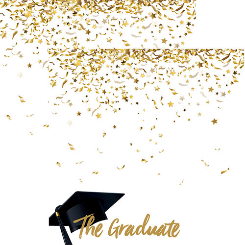 Reminisce - The Graduate Collection - 12 x 12 Double Sided Paper - The Graduate 2017