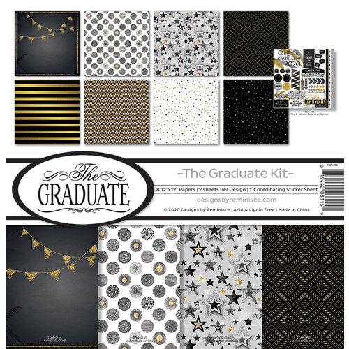 Reminisce - The Graduate Collection - Collection Kit