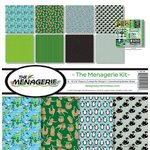 Reminisce - The Menagerie Collection - 12 x 12 Collection Kit - One
