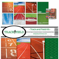 Reminisce - Track and Field 2 Collection - 12 x 12 Collection Kit