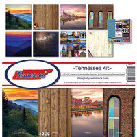 Reminisce - 12 x 12 Collection Kit - Tennessee