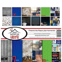 Reminisce - There's No Place Like Home Collection - 12 x 12 Collection Kit