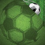 Reminisce - The Soccer Collection - 12 x 12 Double Sided Paper - Soccer Ball Tonal