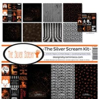 Reminisce - 12 x 12 Collection Kit - The Silver Scream