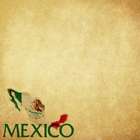 Reminisce - 12 x 12 Paper - Mexico 2