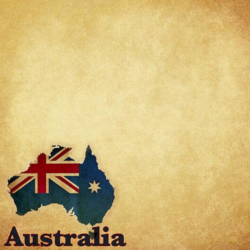 Reminisce - 12 x 12 Paper - Australia 2