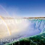 Reminisce - 12 x 12 Paper - Niagara Falls