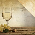 Reminisce - The Winery Collection - 12 x 12 Double Sided Paper - White Wine