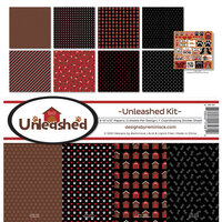 Reminisce - Unleashed Collection - 12 x 12 Collection Kit