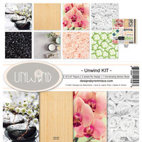 Reminisce - Unwind Collection - 12 x 12 Collection Kit