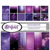 Reminisce - Ultraviolet Collection - 12 x 12 Paper Pack