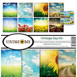 Reminisce - Vintage Day Collection - 12 x 12 Collection Kit