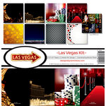 Reminisce - Vegas Collection - 12 x 12 Collection Kit
