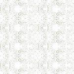 Reminisce - Wedded Bliss - 12x12 Iridescent Cardstock - Wedding Flourish