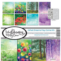 Reminisce - What Dreams May Come Collection - 12 x 12 Collection Kit