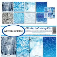 Reminisce - Winter is Coming Collection - 12 x 12 Collection Kit