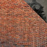 Reminisce - Wizard 101 Collection - 12 x 12 Double Sided Paper - Brick Wall