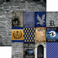 Reminisce - Wizard 102 Collection - 12 x 12 Double Sided Paper - Wizardry